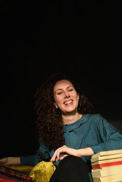 Alexandra Turgeon du podcast toutEs ou pantoute