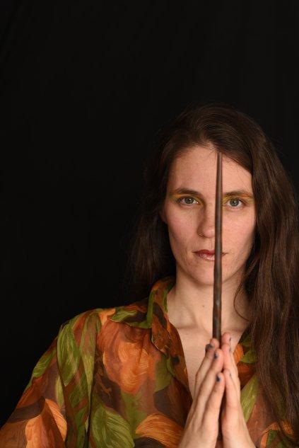 Laurie La Fée Perron du podcast toutEs ou pantoute